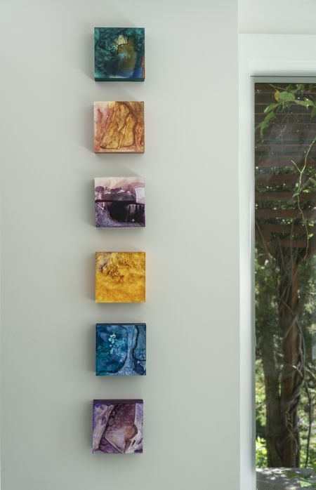 Thumbnail image of  Abstract Watercolor Paintings
